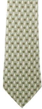 Loewe Silk Jacquard Tie