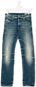 Diesel stone washed jeans