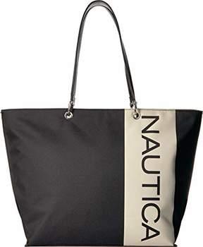 Nautica Banyan Logo Tote