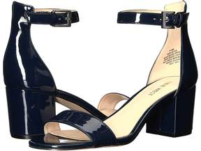 Nine West Fields Block Heel Sandal Women's Shoes