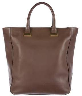 The Row Day Luxe Tall Tote