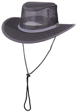Stetson Mesh Safari Hat - Men