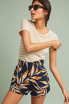 J.o.a. Tropical Palm Shorts