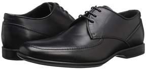 Aquatalia Xenon Men's Lace Up Moc Toe Shoes