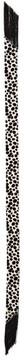 Marc Jacobs Women's Animal Print Velvet Scarf