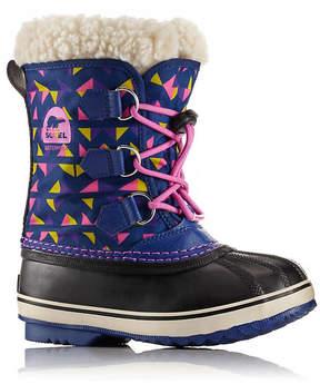 Sorel Youth Yoot PacTM Nylon Print Boot