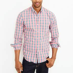 J.Crew Mercantile Washed shirt in gingham