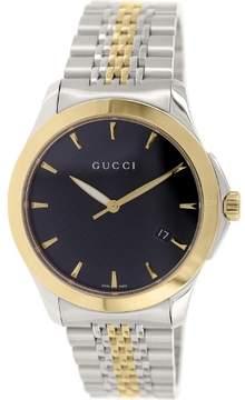 Gucci G-Timeless Red Gold PVD Mens Watch YA126410