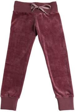 Molo Cotton Chenille Sweatpants