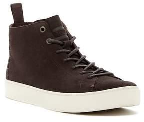 Toms Lenox Mid Brown Suede Mid Sneaker