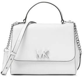 MICHAEL Michael Kors Medium Leather Satchel
