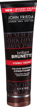 John Frieda Brilliant Brunette Color Deepening Conditioner