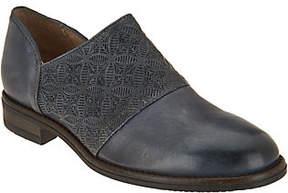 Miz Mooz Leather Slip-on Oxfords - Tennessee
