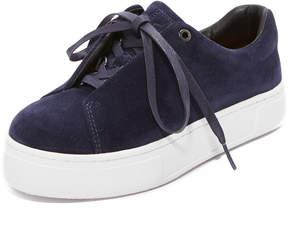 Eytys Doja Suede Sneakers