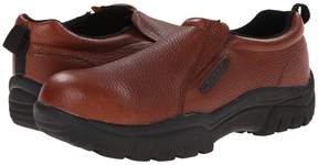 Roper Performance Slip On w/ Steel Toe Men's Slip on Shoes