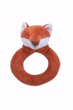 Angel Dear Fox Ring Rattle