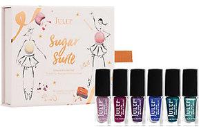 Julep Sugar Suite - 6-Piece Mini Nail ColorCollection