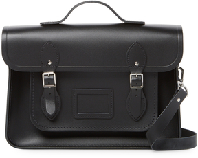 The Cambridge Satchel Company Women's Solid Leather Snap Batchel Bag