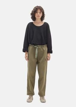 Chimala US Army Herringbone Cargo Pants Khaki Green Size: Small