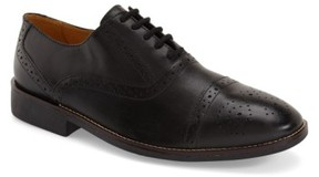 Sandro Moscoloni Men's 'Barrett' Cap Toe Oxford