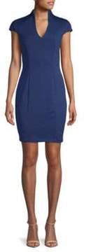 Alexia Admor V-Neck Sheath Dress