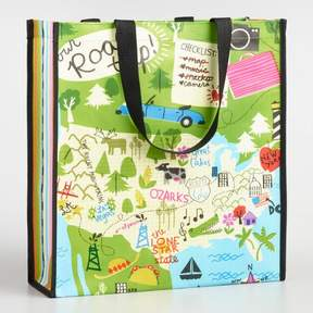 World Market Road Trip Tote Bag