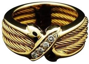Charriol Philippe 18K Yellow Gold Diamond Ring
