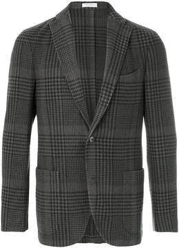 Boglioli checkered blazer