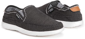 Muk Luks Black Otto Slip-On Sneaker - Men