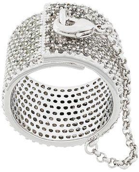 Eddie Borgo chain band ring
