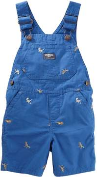 Osh Kosh Oshkosh Bgosh Toddler Boy Dinosaur Shortalls