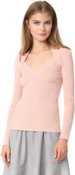 Cédric Charlier V Neck Sweater