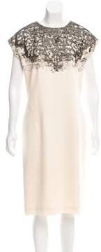 Bottega Veneta Guipure Lace Dress