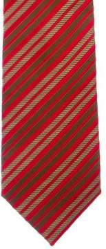 Charvet Jacquard Silk Tie w/ Tags
