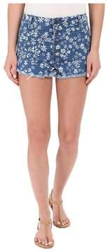 Volcom High Waisted Shorts Women's Shorts