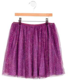 Paul Smith Girls' Miracle Mesh Skirt w/ Tags