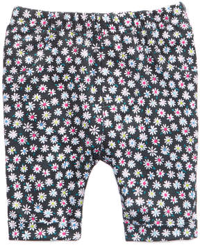 First Impressions Baby Girls Printed Cotton Bermuda Shorts, Created for Macy's