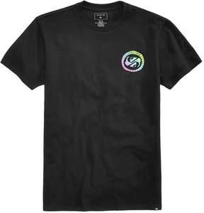 Quiksilver Men's Tropical Fade Logo-Print T-Shirt