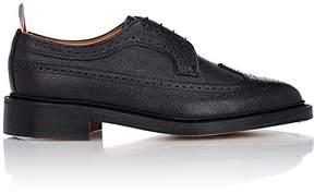 Thom Browne Men's Leather Wingtip Bluchers