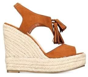 Callisto Womens Edith Open Toe Casual Platform Sandals.