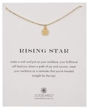 Dogeared 14K Gold Vermeil Rising Star Necklace