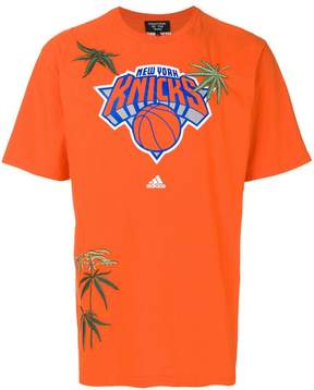 Creatures of the Wind NY Knicks print T-shirt