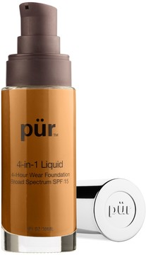 PUR Cosmetics 4-in-1 Liquid Foundation SPF 15 - Deeper