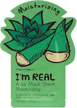 Tony Moly TONYMOLY I'm Real Aloe Mask Sheet