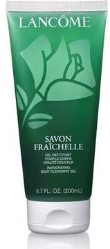 Lancome Savon Fraichelle Invigorating Body Cleansing Gel, 6.8 oz.