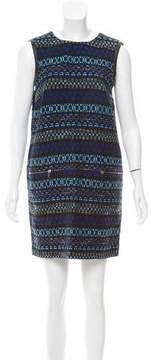 Matthew Williamson Sleeveless Embroidered Dress