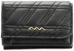 Zanellato quilted wallet