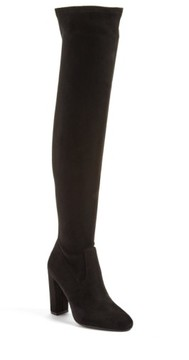 Steve Madden Women's 'Emotions' Stretch Over The Knee Boot