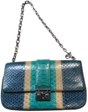 Christian Dior Other Python Handbag