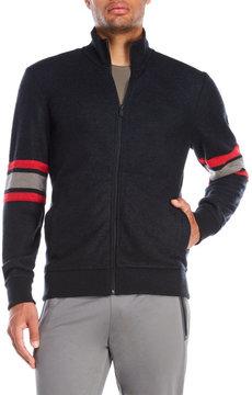 Bench Knit Track Jacket
